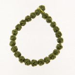 Noda tonalità da verde foglia a smeraldo